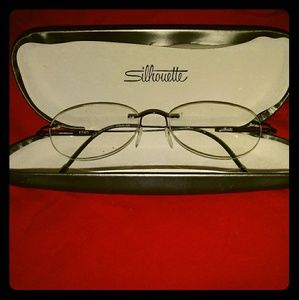 Other - silhouette rimless eyeglasses